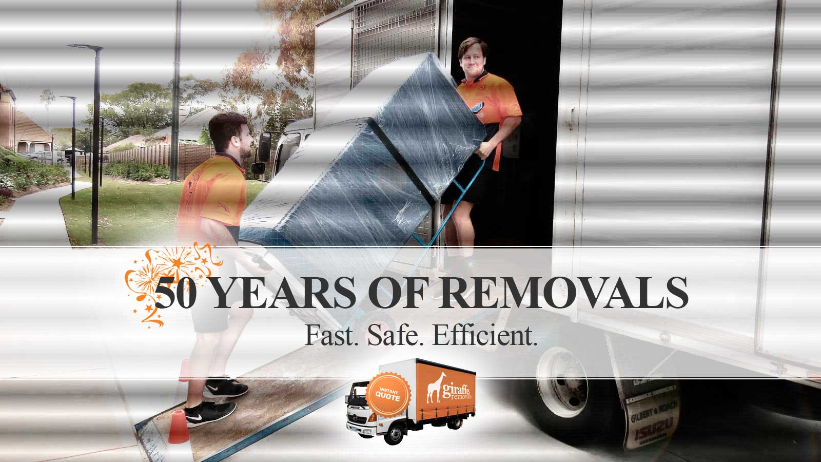 Removalists Sydney - Giraffe Removals