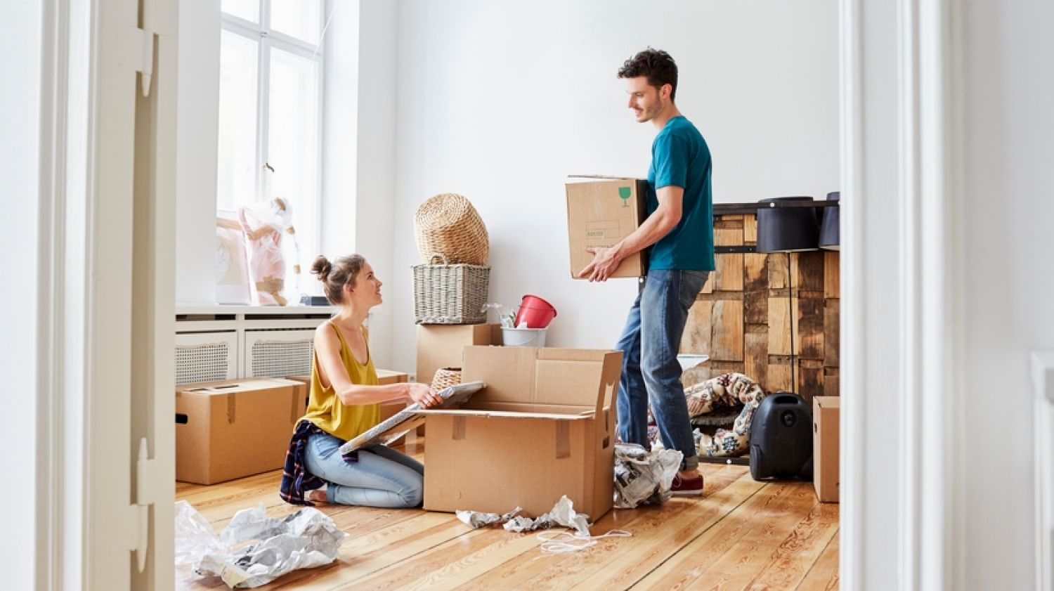 When to Pack Your Items Before Moving